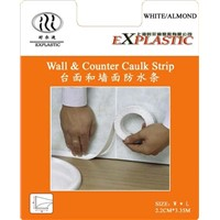 Caulk Strip for Wall & Countertop