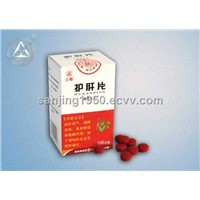 Chinese Medicine ----Liver Guard Tablets