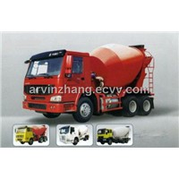 Howo 6*4 336ps Concrete Mixer Truck /Cement Mixer