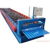 Corrugated forming machine(tile machine)
