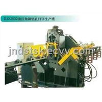 DJX2532 Hydraulic Angle Drilling and Marking Line