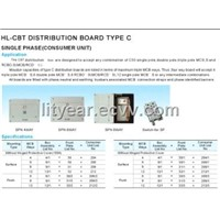 Distribution Board Type C