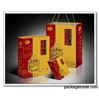 Food Outer Package Box & Bag