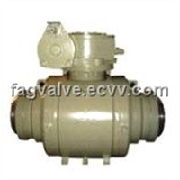 Full Weld Ball Valve (Flange Type)