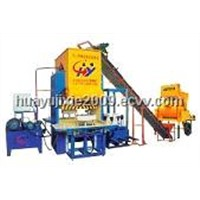HY-200K Road Rim Brick Making Machine