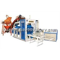 HY-QM4-12 Concrete Block Machine