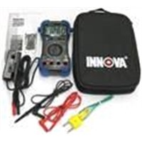Hands-Free Auto-Ranging Engine Analyzer & Auto Electrical Tester
