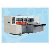 High-Speed Corrugated Carboard Rotary Die Cutting Machine