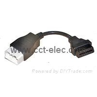 KIA 20Pin to OBDII Female CABLE