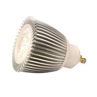 LED Spotlight MR16 3x1W GU10 Spot light lamp bulb
