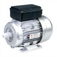 MC Series Single-Phase Aluminum Housing Motors