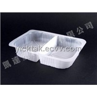 Microwaveable Plastic Container