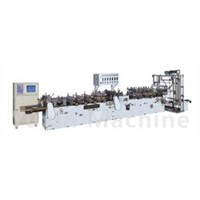 Middle Sealing, Three Side Sealing Bag Making Machine