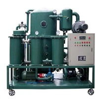 Mobile Transformer Vacuum Oil Recycling Machine
