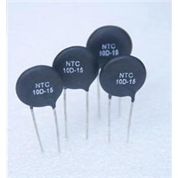 NTC Thermistors with Small Power Loss in Stationary State