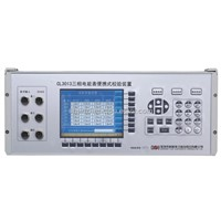 Portable Three Phase KWH Meter Test Equipment Cl3013