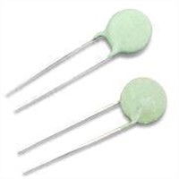 PTC thermistor for delay- time start