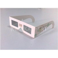 Paper Linear Polarized 3D Glasses