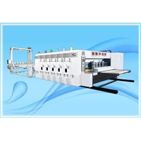Sq500 Series Printing Die-Cutting Slotted Machine
