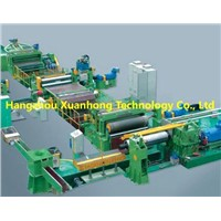 Coil Leveling and Shearing Machine