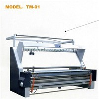 Tensionless Fabric Inspection Machine with Slitting Device (TM-01)
