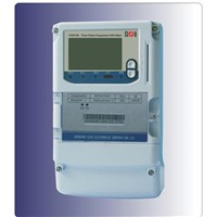 Three Phase Prepayment kWh Meter (DTSY720)