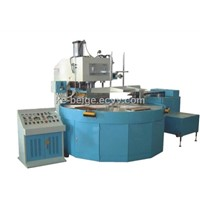 Turn-Table High Frequency Toothbrush Packing Machine