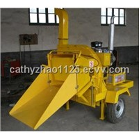 Wood Shredder (W-19A-3)