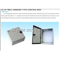 Wall Hanging Type Control Box