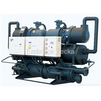 Water Cooled Screw Chillers Water Source Heat Pump