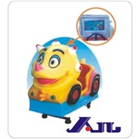 Battery Car (Battery Operated Car, Rocking Rider)