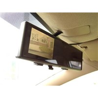 car surveillance recording,mirrors,car rear view,monitor rear view,audio recording