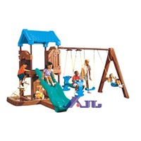 Equipment (Outdoor Amusement Equipment, Swing And Slide)