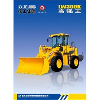 New Wheel Loader (LW300K)