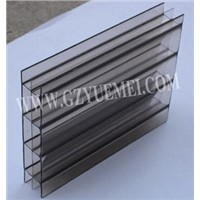 polycarbonate hollow sheet multiwall