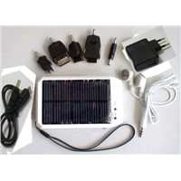 Solar Mobile Charger with Radio (KDX-T014A)