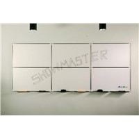 White Board Made of Safety Glass