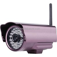Wireless IR IP Camera