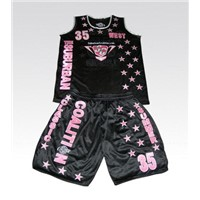 Reversible Basketball Uniforms-Basketball Uniforms