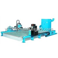 CNC PLASMA AND OXY FUEL CUTTING MACHINE
