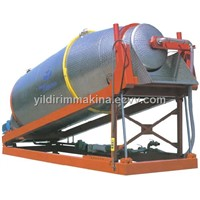 Hydraulic Chrome Nickel Mixer Drum