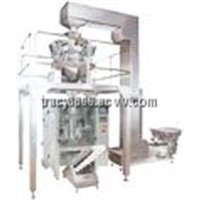 HB-520A Vertical Automatic Potato Chips Packaging Machine Combination