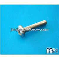 cross-slot pan head screw