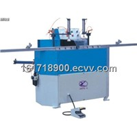 TC-828B 45 Degree Automatic Dual Saw Cutting Machine