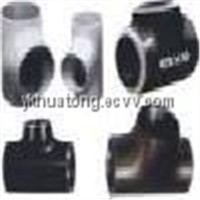 Carbon steel tee,Stainless steel TEE,pipe fitting