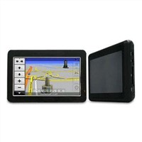 GPS Navigation, Ultra-Slim (15mm) with 5-inch LCD TFT Touchscreen