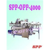 OPP Hot Melt Labeling Machine