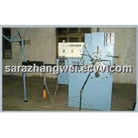 Automatic Wire Hanger Making Machine