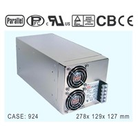 1000W Parallel Output PFC Function Enclosed Switching Power Supply