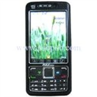 3.0inch Quad Band Dual SIM Card Dual Standby TV Mobile Phone